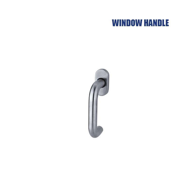 Bathroom Window Handle stainless steel material window handle without lock - buy window