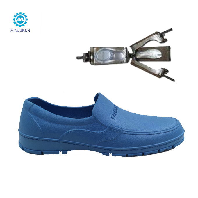 Pvc Close Men Shoes Mould