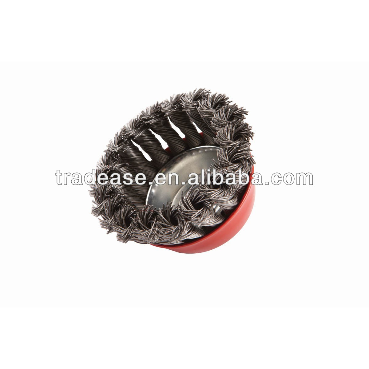 3 In. Twisted Wire Cup Brush wire cup brush steel wire cup brush