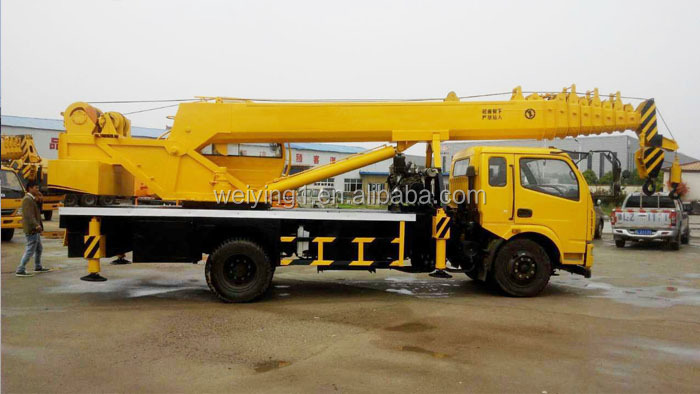Swing Arm Lift For Pickup : Swing arm lift truck crane t with extra tyre buy