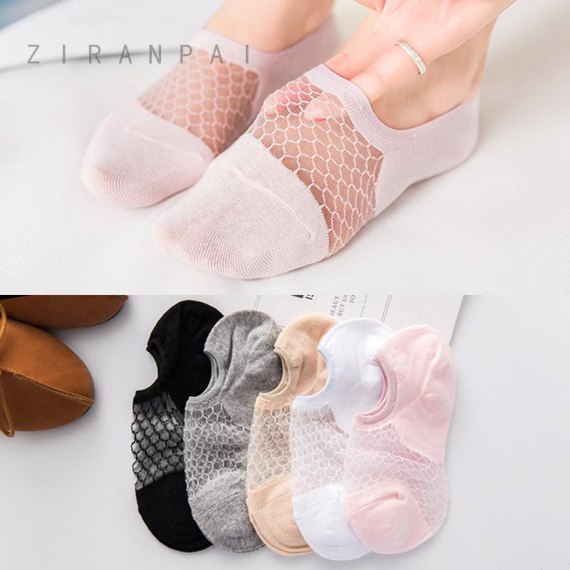 Сексуальные кружевные сетчатые носки из смешанного волокна, прозрачные эластичные тонкие женские носки ws170(Китай)