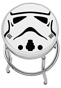 Plasticolor Star Wars Stormtrooper Garage Stool