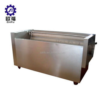 Commercial Automatic cleaning fruits and vegetables/vegetable washing machine price