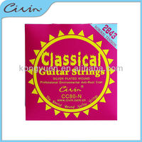 Civin medium tension classical guitar strings