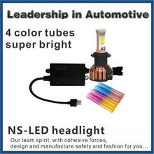 New arrival H4 auto led headlight bulb, lifespan motorcycle and car led headlight
