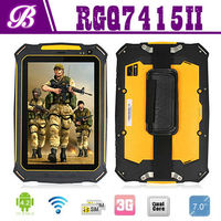 rugged tablet 1+16G,1280*800 IPS resolution,Front 2.0M/Real 5.0M camera,NFC optional alibaba in russian
