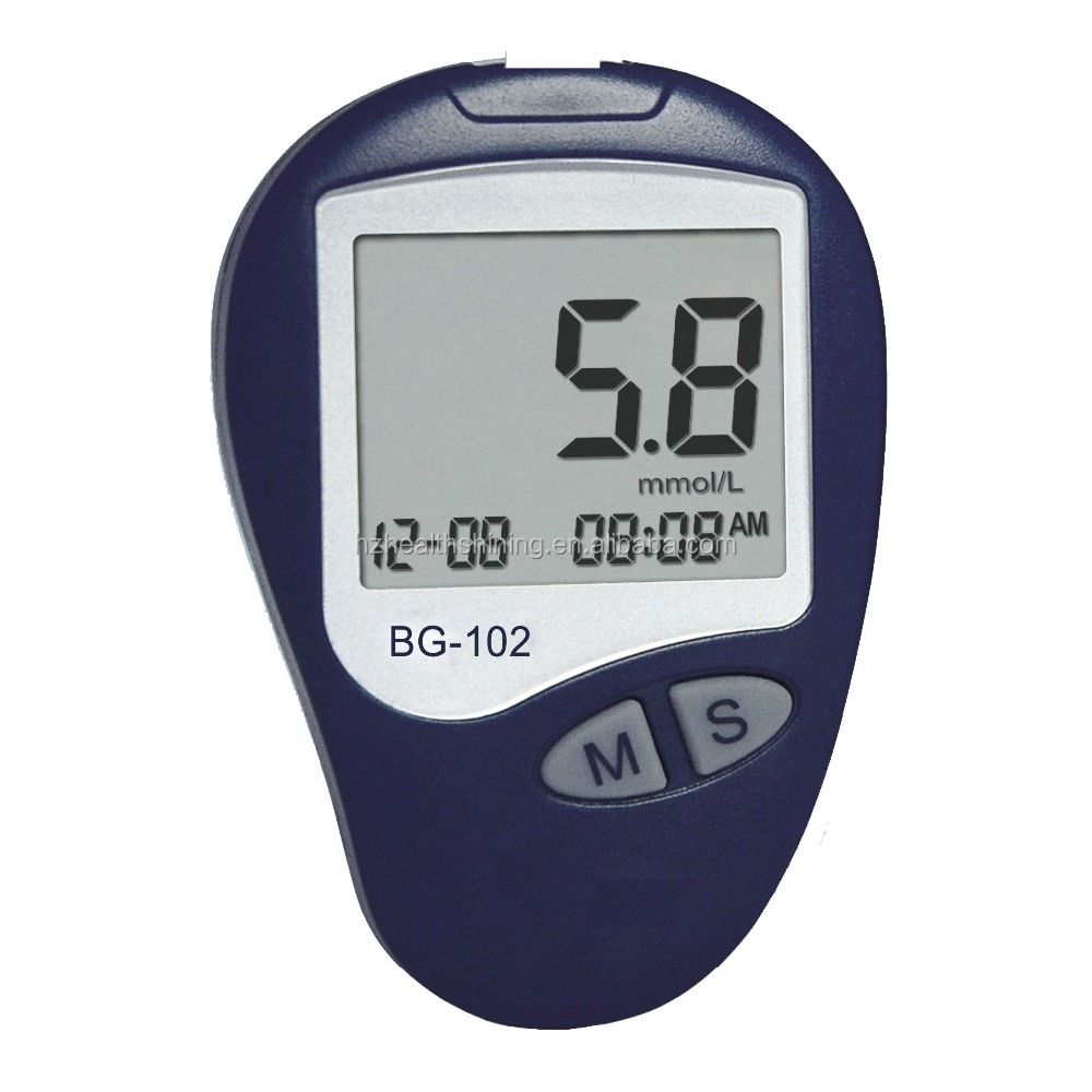 the+most+popular+non+invasive+blood+glucose+meter hangzhou health shining