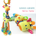 2016 New Cute Baby Giraffe Plush Toys For Newborns Mobility In The Cribbed Trailer Hanging With