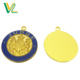 Best Selling Top Quality Gold Medal Badge For School Garment