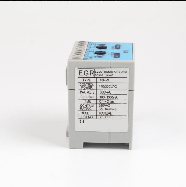 Egr Earth Fault Relay - Buy Earth Leakage Relay,Electric Relay,Earth Fault  Relay Product on Alibaba com
