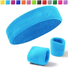 Sport 땀 손목 band custom logo terry <span class=keywords><strong>면</strong></span> 머리띠 men woman <span class=keywords><strong>sweatband</strong></span>