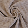 Good Quality and Cheap price coloured polyester terry waffle woven tea towels kitchen towels