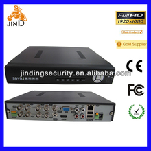 1080 p 8ch hd1/ch d1 real time 3g wifi <span class=keywords><strong>dvr</strong></span> Super (JD-SDVR9218IA)