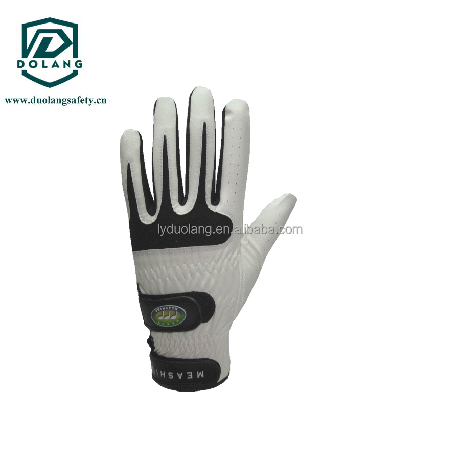 Personalized New Wholesale Golf Glove with Custom Design