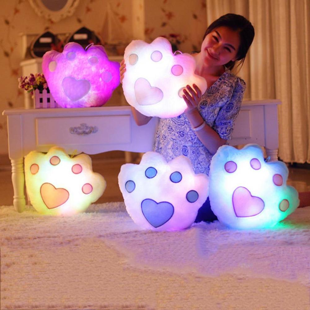 online kaufen gro handel kissen led leuchten aus china. Black Bedroom Furniture Sets. Home Design Ideas
