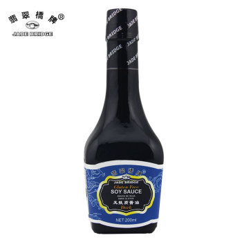 200ml gluten free seasoning sauce dark soy sauce