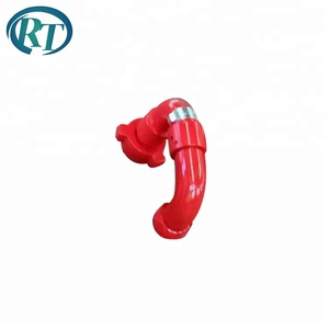 90 Degree Bend Gas Large-Diameter Pipe Fitting Elbow