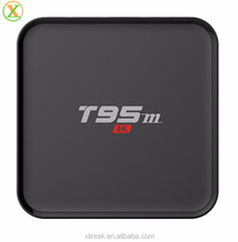 New arrival android5.1tv box T95M enjoy 38 million HD movies,TV episodes,song,books,apps and games