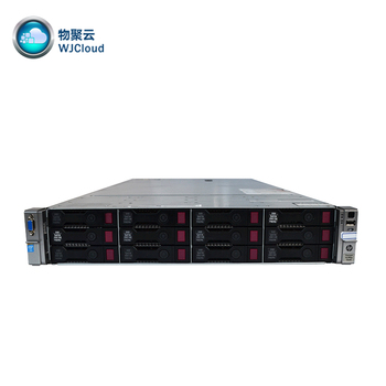 Stock Used Server Proliant DL380P Gen8 Dual CPU Server