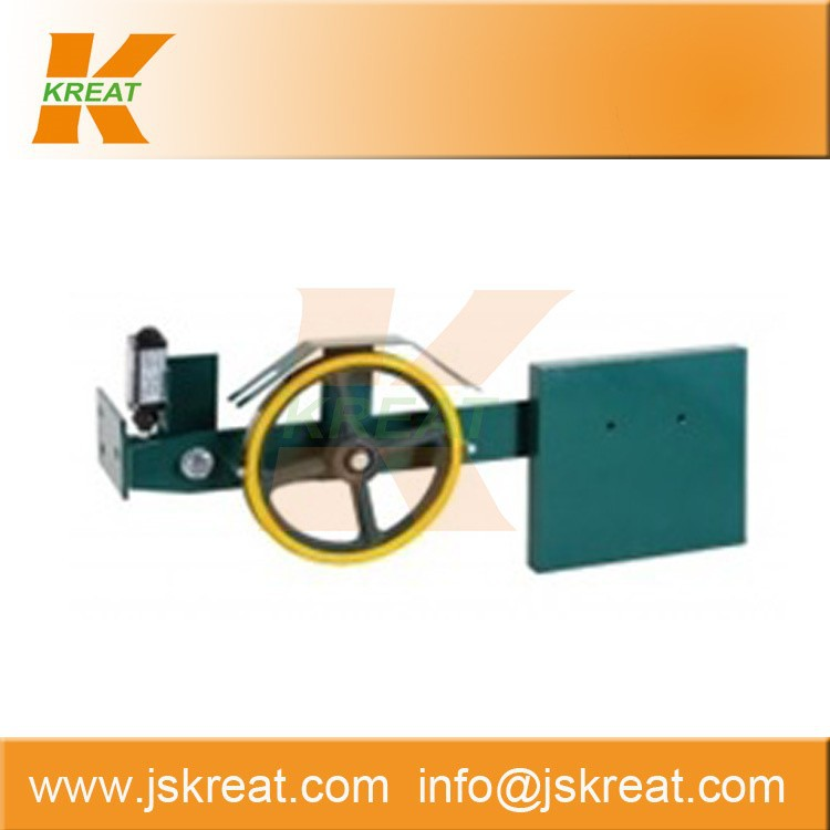 Elevator Parts|Safety Parts|Tension Device KT52-100|wire rope tensioner