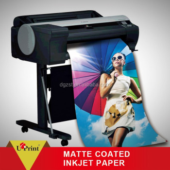 230gsm 250gsm 300gsm 5x7 A3 A4 Matte Inkjet Photo Paper Factory a4 photo paper