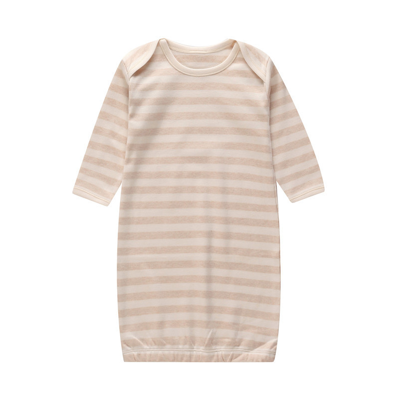 fe7dc60f82b9 Get Quotations · Stripes Organic Cotton Baby Sleeping Bag Soft Bedding  Sleeping Bag Baby Newborn Nice Gift Blanket Pajamas