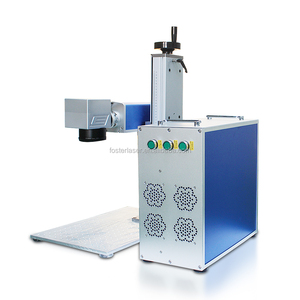 CAS /Max /Raycus/ IPG 20W 30w 50w fiber laser marking machine for metal,watches,camera,auto parts,buckles