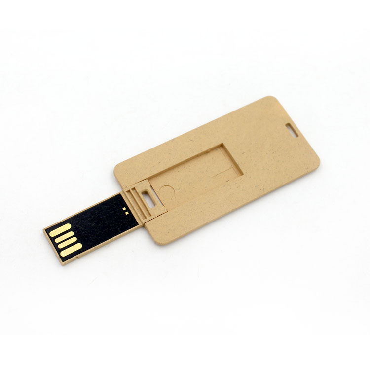 eco-friendly degradable material usb drive memory stick