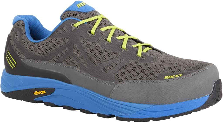 b70ed82360ff Get Quotations · Rocky Men s Athletix Composite Toe SD LoCut Sneakers