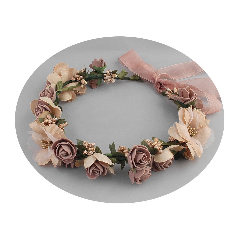Cheap Festival Flower Crown Find Festival Flower Crown Deals On