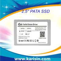 Karisin internal 2.5inch IDE ssd 120gb ide ram drive with original MLC flash