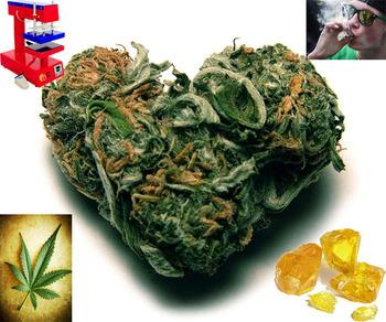 что такое наркотик марихуана