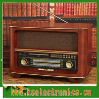 Vintage Radio with usb, sd, cd output and CD player