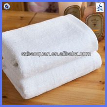 China supply 100% cotton terry face towel