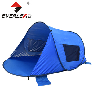 Auto Pop Up Baby Beach Pool Umbrella Tadpole SUV Tent For Camping