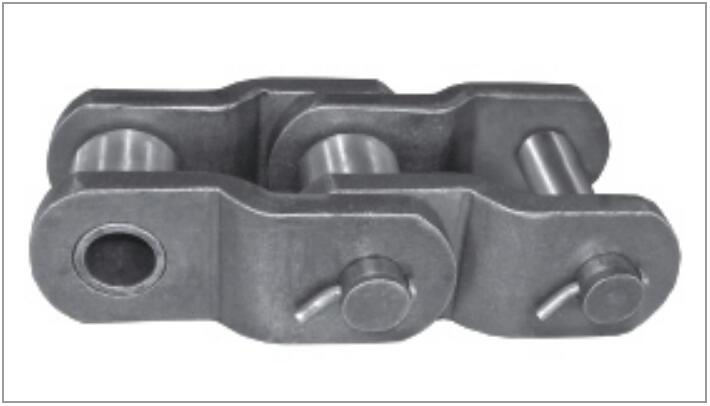 Heavy Duty Cranked Link Transmission Roller Chain Drive chain US-3011