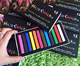 36 Colors Beautiful DIY Non-toxic Temporary party Hair Chalk Dye Soft Hair Chalk Pen