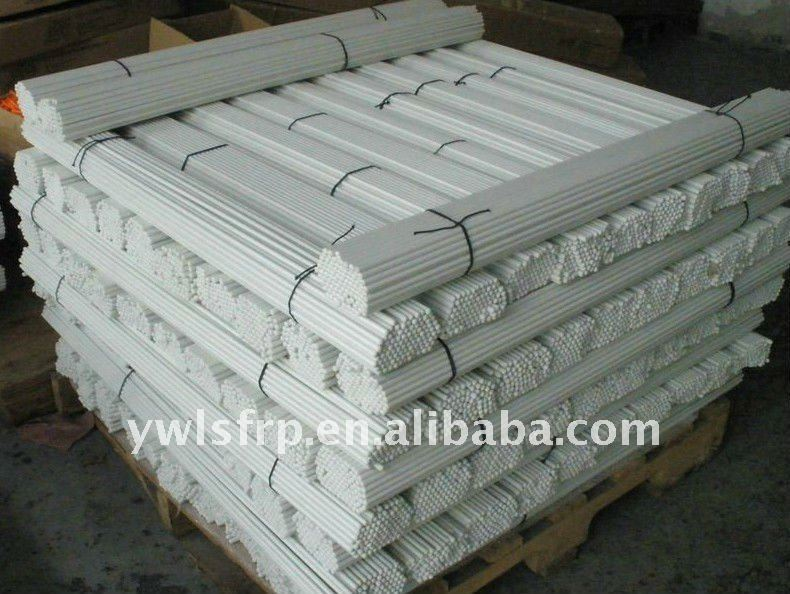 Electrical Ptfe Gray Color Extruded Solid Pvc Rod