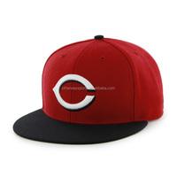C logo flat bill 5950 snapback cap baseball cap hip hop stlye cap