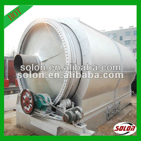 Automatic High Efficiency waste tyre crumb rubber machinery with top quality