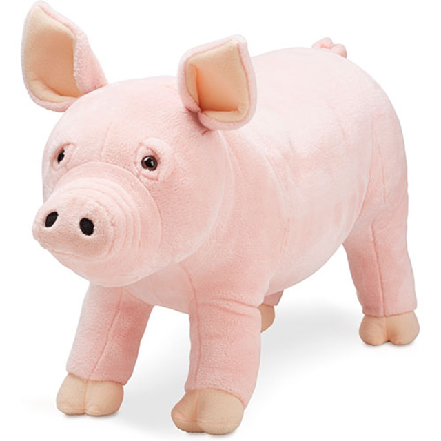 Wild Republic Cuddlekins Mini Baby Pig Plush