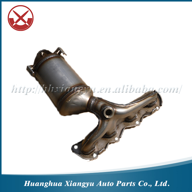 Standard Size Ceramic Substrate Industrial Catalytic Converter