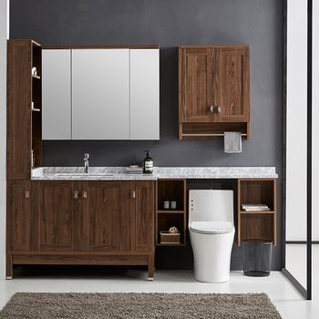 Bathroom Storage Cabinet Toilet Vanity