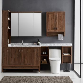 Bathroom Storage Cabinet Toilet Vanity