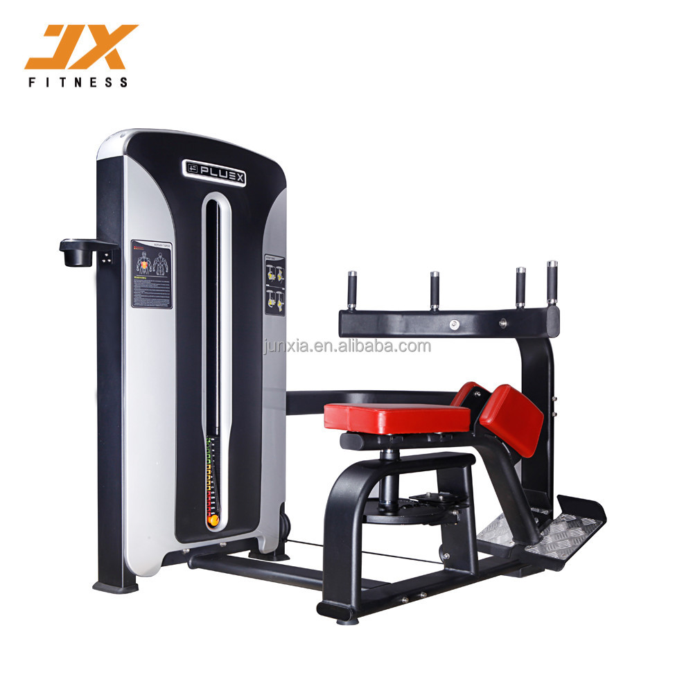 Body exercise Reverse Rotary Torso machine commercial station gym