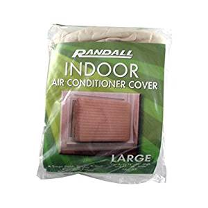 """Large Indoor Quilted Air Conditioner Cover (Fits A/C 18""""-20"""" X 26""""-28"""" Wide)"""