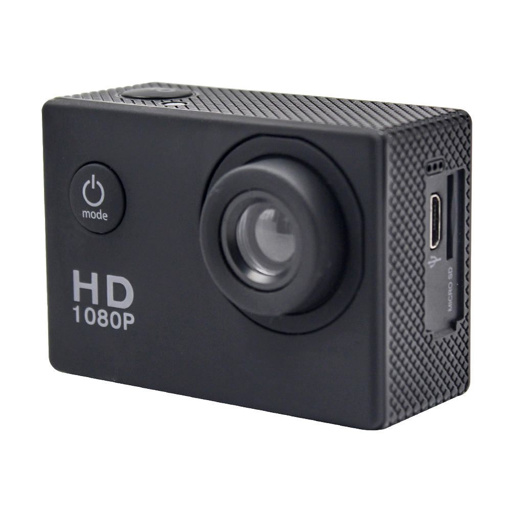 Factory HD 720P Digital Waterproof Video Camera 720P Video Action Camera фото