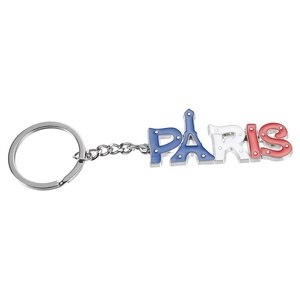 e2a927d9e1 Eiffel Tower Key Chain, Eiffel Tower Key Chain Suppliers and Manufacturers  at Alibaba.com