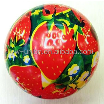 New Product! child toy house shape promotional gift water bouncy ball