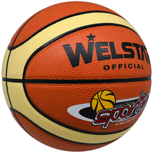 Top Seller PVC Laminated Basketball Cheap wholesale sport ball basketballs for Training
